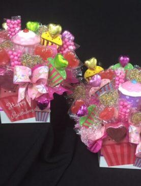 46 - Cupcake Chocolate Selection