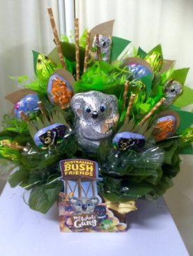 64 - Aussie Chocolate Bouquet