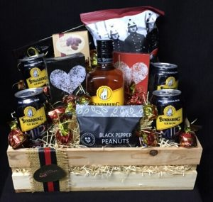Gift baskets for him archives baskets of delight 06 bundaberg rum goodies negle Images