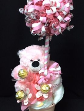 97 - Topiary Tree for your Baby Girl