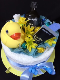 50 - Cute Nappy Cake