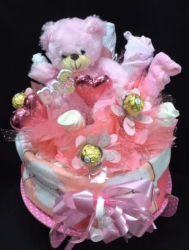 49 - Nappy Cake & Goodies