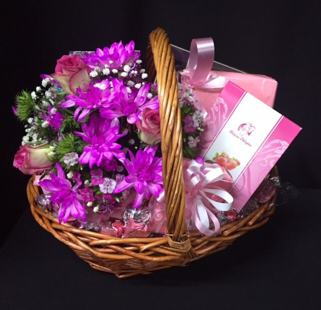 Delightful Baskets for all occasions…..