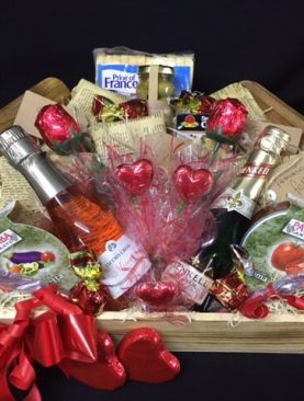 17 - Gourmet Fresh & Bubbly Hamper