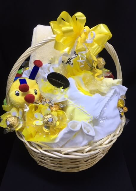 Baby baskets archives baskets of delight 60 welcome to the world negle Gallery