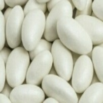 SUGARED ALMONDS WHITE