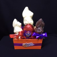 34 - HAPPY EASTER BUNNY HAMPER