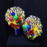 65 -CANDY BOUQUET - EMOJI