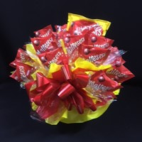 23 - CHOCOLATE BOUQUET - M&M 's