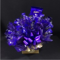 19 - CHOCOLATE BOUQUET - CADBURY DELIGHTS