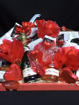 34 - Gourmet Fresh & Bubbly Hamper
