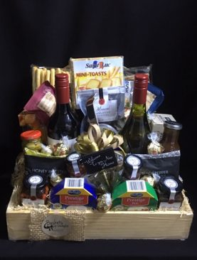 25 - Gourmet Treats Box