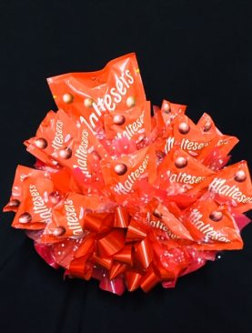 19 -  MALTESER TEASER CHOCOLATE BOUQUET