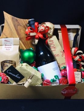 37 - CHRISTMAS DELIGHTS - WINE AND GOURMET