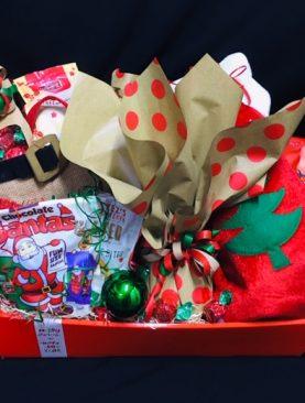 38 - CHRISTMAS DELIGHTS - FAMILY FESTIVE TRAY