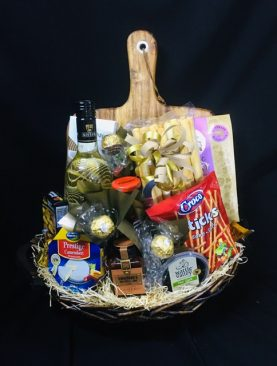 02 - GOURMET TREATS HAMPER