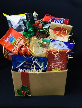 06 - CHRISTMAS DELIGHTS -w- WHITE WINE