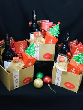 28 - VIP CHRISTMAS CHEER -w- RED WINE