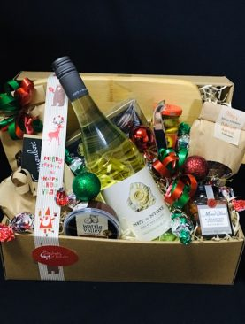 37 - CHRISTMAS DELIGHTS - w- PADDLE BOARD