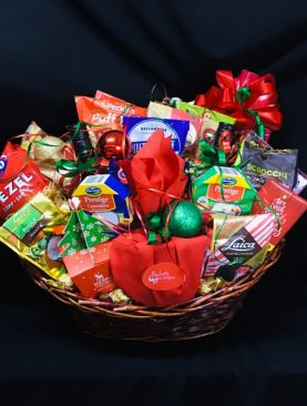 15 - MEGA FESTIVE - CHRISTMAS TREATS -w- WINE