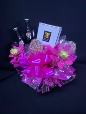 01 - BAILEYS & CHOCOLATES BOUQUET