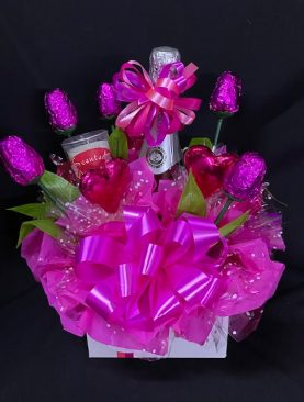 29 - SCENTED DELIGHTS  - CHOCOLATE BOUQUET