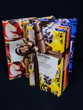 50 - LOCAL COCOA CHOCOLATE BAR - 5 PACK